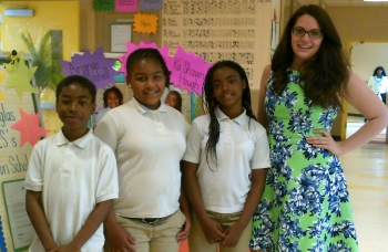 One City Youth: Simon Students are Shining Bright!