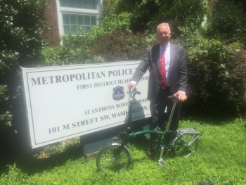 Internet Finds Tommy Wells Stolen Bicycle Capital Community News