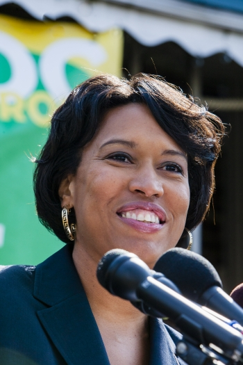 Muriel Bowser Will bowser win a mandate in