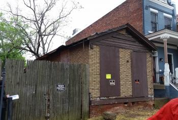 Shotgun House NE Corner