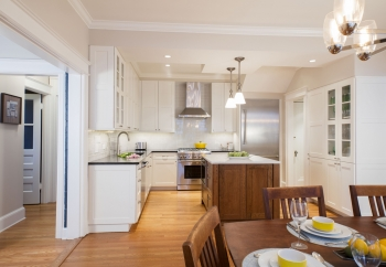 Remodel Galley Kitchen the glory of a remodeled galley kitchen | capital community news