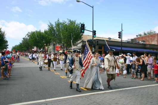 Fourth of July 2013 Parade 06