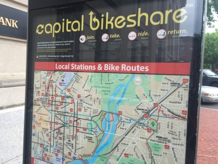 Capital Bike Share Map Thinking about Joining Capital Bikeshare? | Capital Community News Capital Bike Share Map